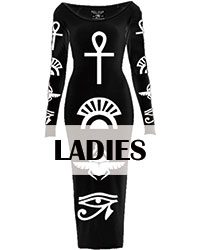 ladies goth clothing
