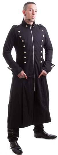mens gothic clothing
