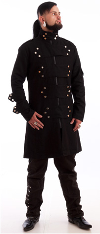 steampunk men